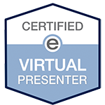 Certified Virtuall Presenter