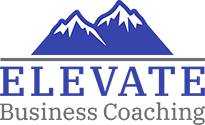 Elevate Business Coaching home page